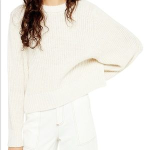 Topshop Knit Sweater